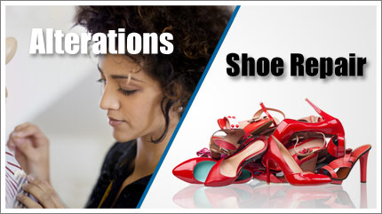 Alterations/Shoe Repair